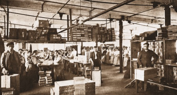 brighouse toffee industry packing