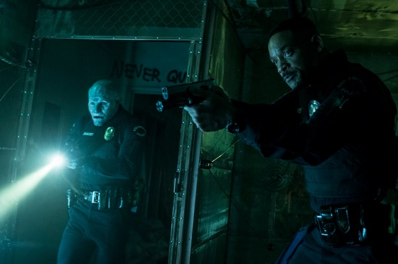 bright film review will smith and alien
