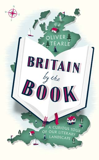 britain by the book oliver tearle review cover