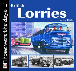 british lorries of the 1950s book review malcolm bobbitt cover