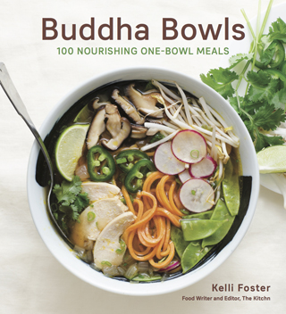 buddha bowls kelli foster book review cover