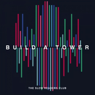 build a tower slow readers club album review cover