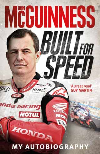 built for speed john mcguinness book cover review