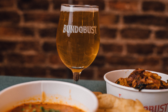 bundobust leeds restaurant review beer