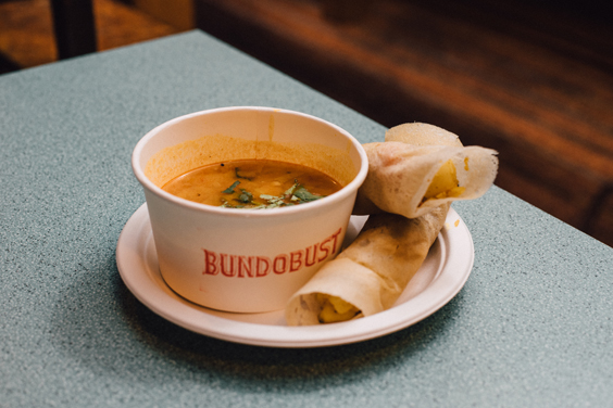 bundobust leeds restaurant review prashad
