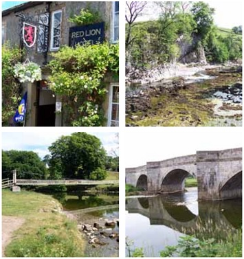burnsall walk quartet