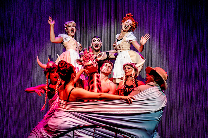 cabaret review leeds grand march 2020 cast