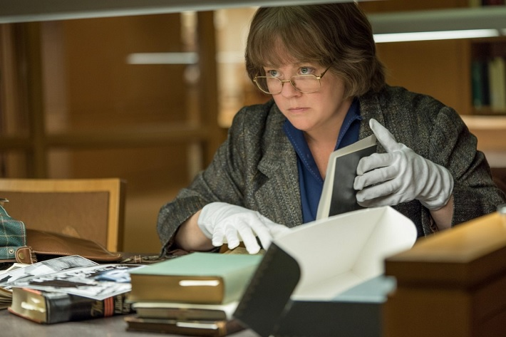 can you ever forgive me film review melissa
