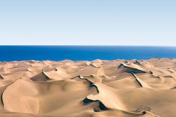 canary islands place to discover maspalomas holiday