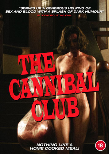 cannibal club film review poster