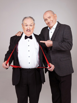 cannon and ball live review hull city hall may 2019 duo
