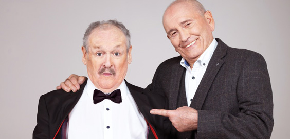 cannon and ball live review hull city hall may 2019 main