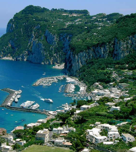capri and sorrento travel review harbour