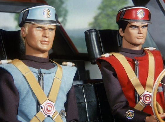 captain scarlet and the mysterons review dvd tv