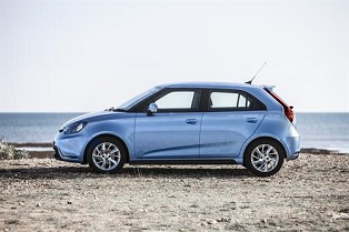 car review mg3