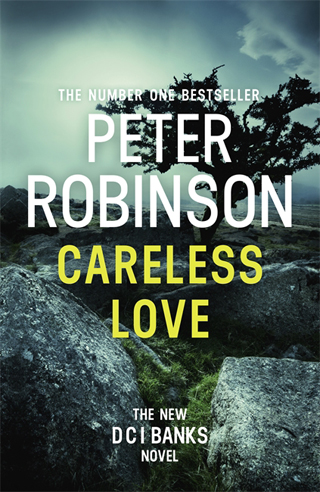 careless love peter robinson book review cover