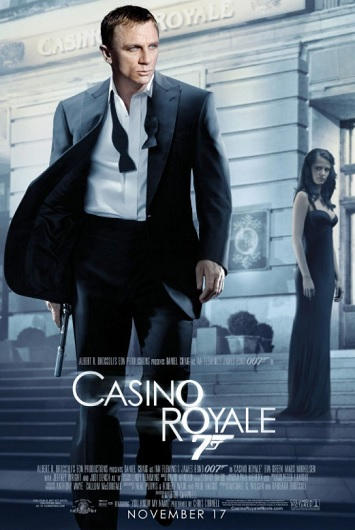 casino royale film review poster