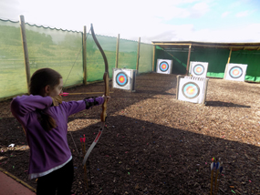 center parcs whinfell forest review archery