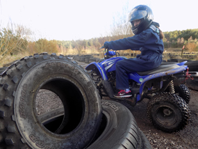 center parcs whinfell forest review quad biking