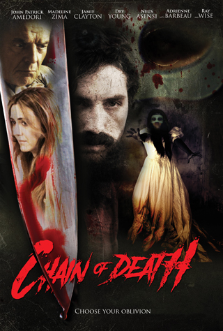 chain of death film review cover