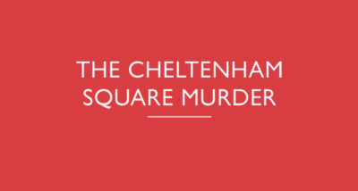 cheltenham square murder john bude book review main logo