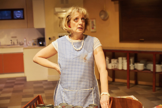 chicken soup review sheffield studio theatre february 2018 Judy Flynn