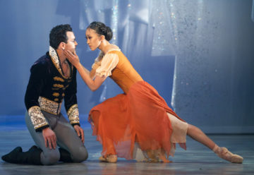 cinderella review northern ballet leeds grand december 2019 main