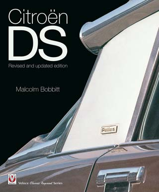 citroen ds book review cover