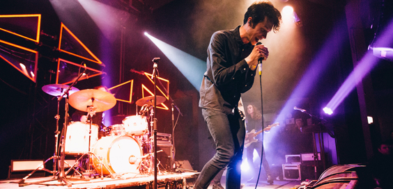 city calm down live review leeds brudenell may 2018 gig