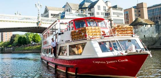 city cruises york review boat trip