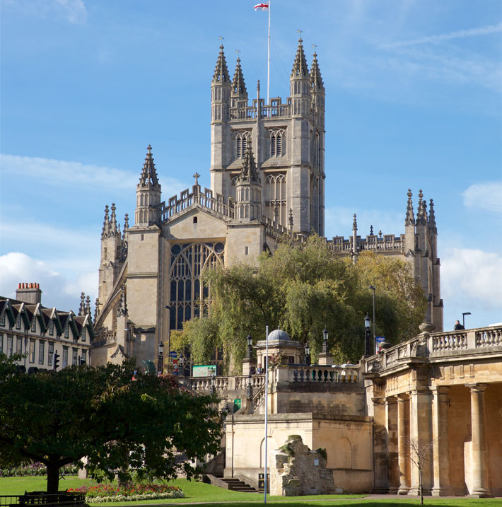 city of bath travel review abbey