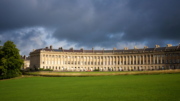 city of bath travel review royal crescent
