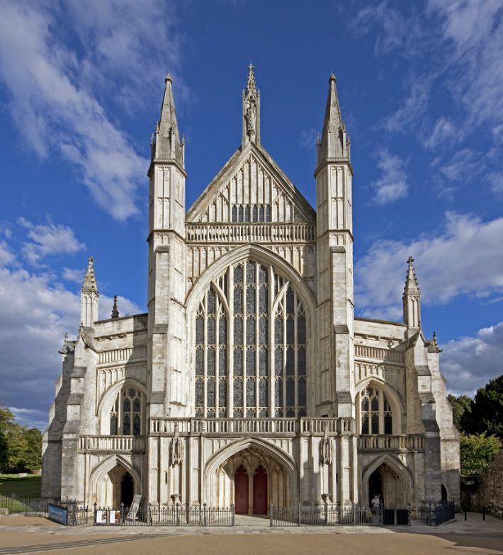 city of winchester travel review cathedral