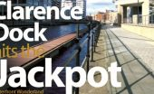clarence dock history