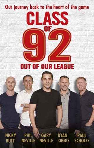 class of 92 book review cover image