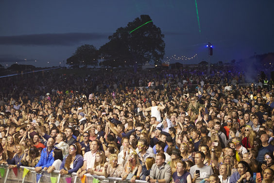 classic ibiza 2019 harewood house review crowd
