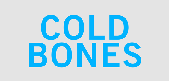 cold bones david mark book review logo