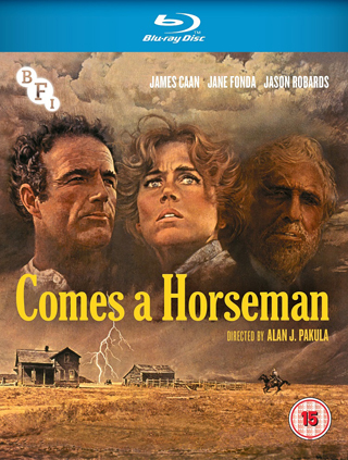 comes a horseman bluray film review cover