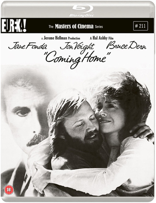 coming home film review bluray cover