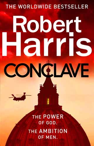 conclave cover artwork robert harris book review