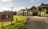 coniston hotel and spa review skipton entrance