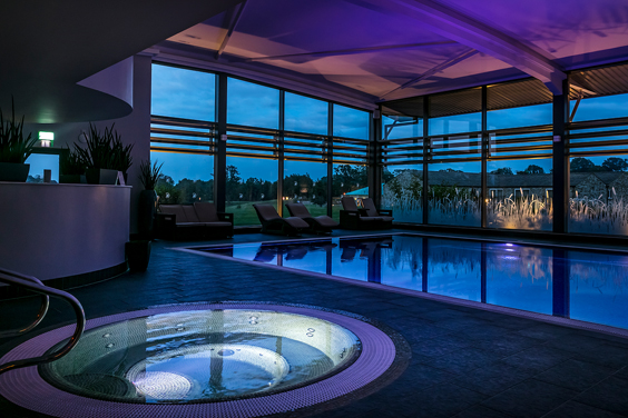 coniston hotel and spa review swimming pool