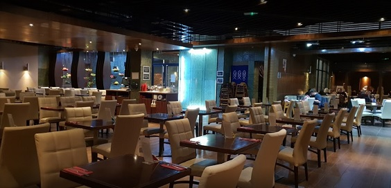 cosmo doncaster restaurant review main interior