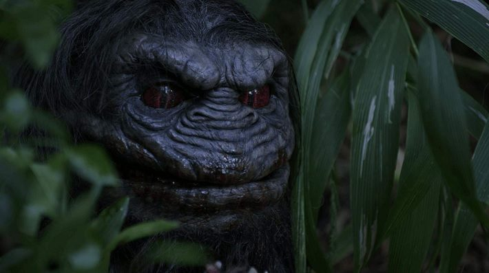 critters attack film review monster