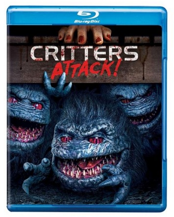 critters attack film review cover