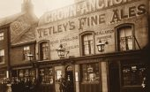 crown and anchor old leeds pub inn historic leeds pubs