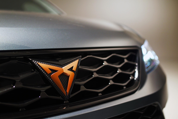 cupra ateca car review badge