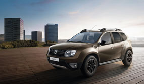 dacia duster front car review