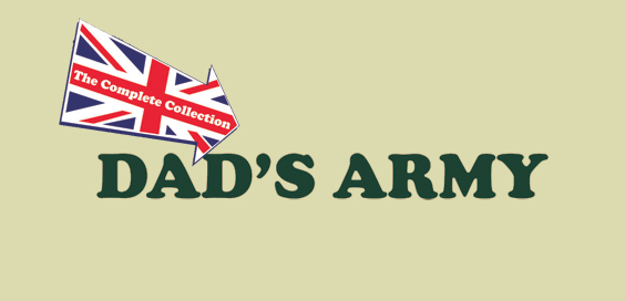 dad's army complete collection dvd review logo