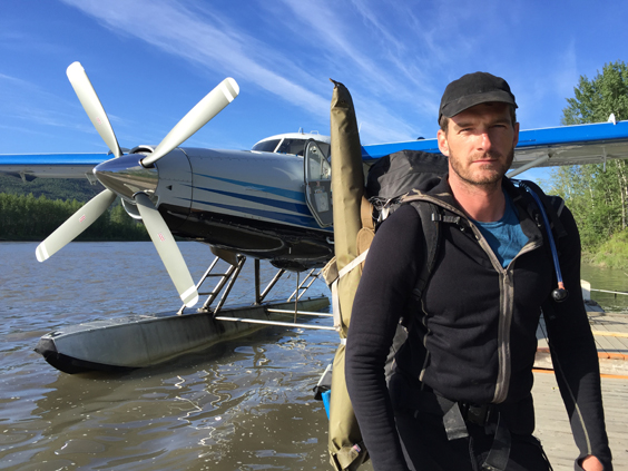 dan snow the history guy interview boat